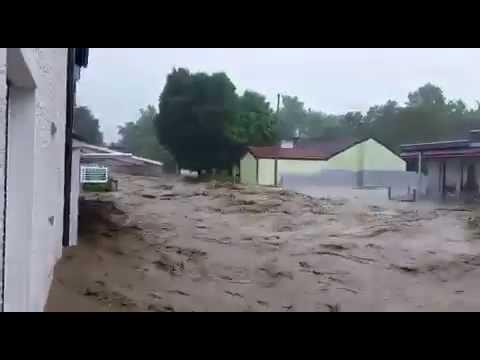 Simbach Inn Hochwasser