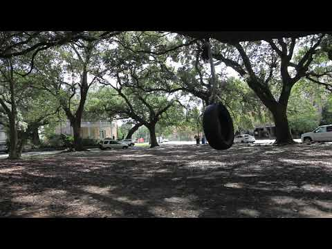 coliseum square New Orleans Swing