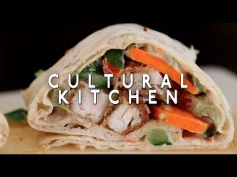 Schnitzel Laffa Sandwich Recipe with Michael Solomonov