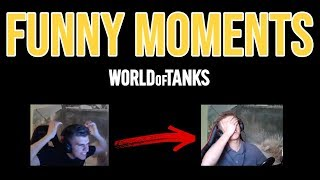 FUNNY MOMENTS + EPIC FAILS 😂 🤣 World of Tanks   KamilEater #1