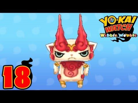 Yo-Kai Watch Wibble Wobble - Part 18 - The Legendary Komashura Returns