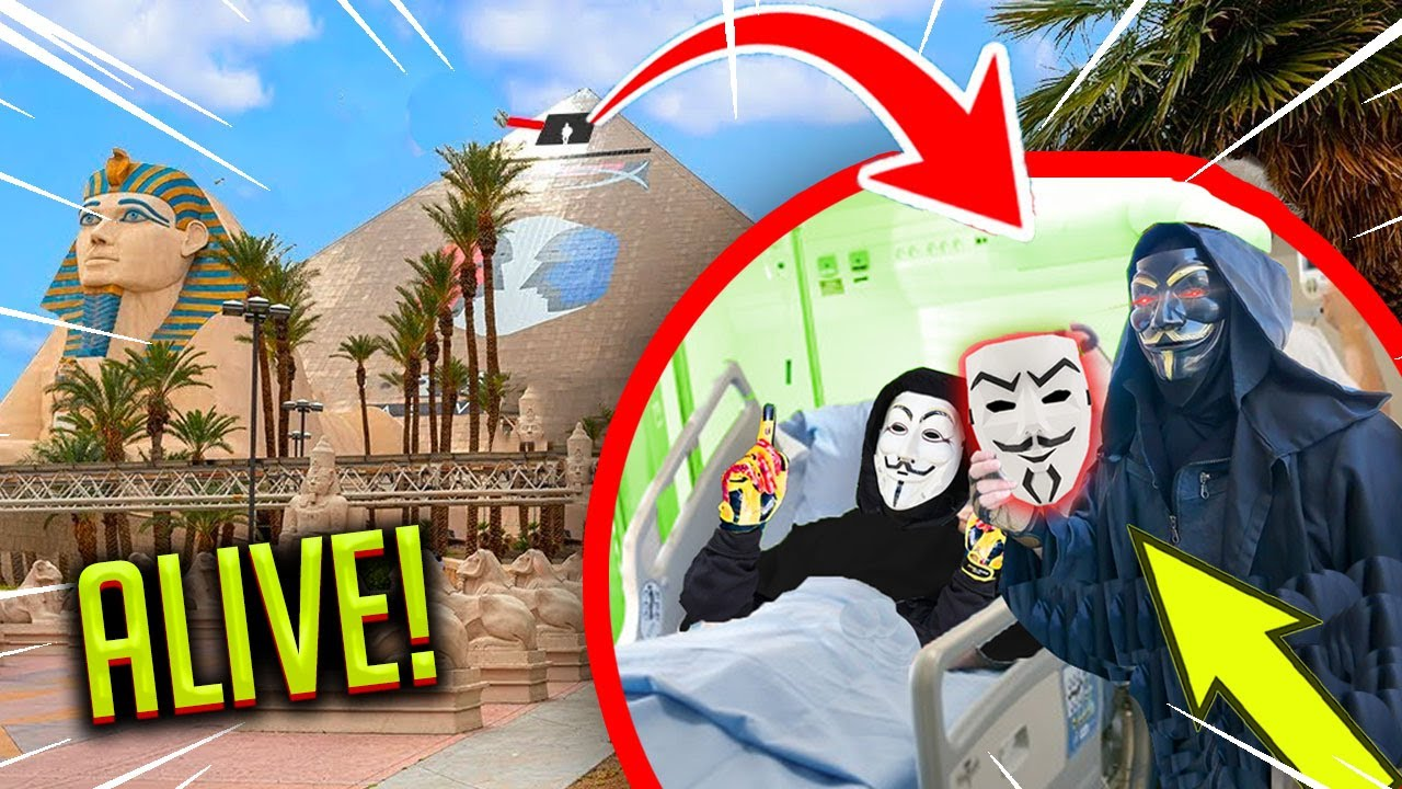 PZ LEADER ALIVE ? 😱 (TOP OF PYRAMID REVEAL) CLOAKER Betrays Spy Ninjas Chad Wild Clay Vy Qwaint CWC