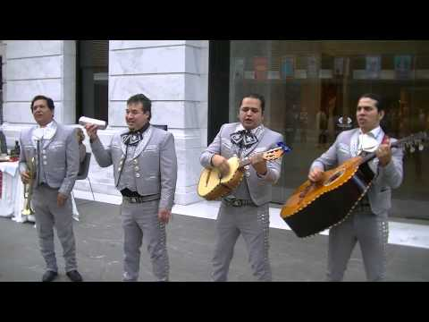 La Cucaracha by Santa Cecilia Mariachi Band