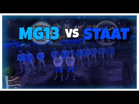 MG13 zieht in