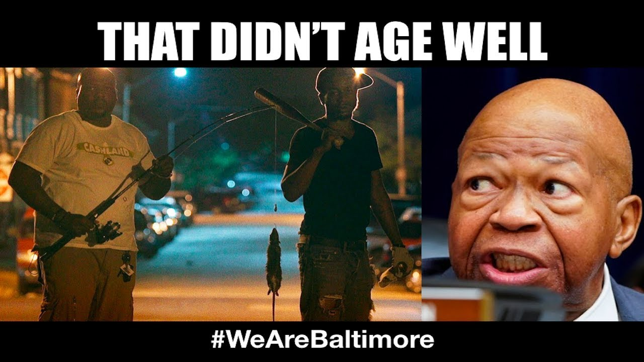 Zeducation THAT DIDN'T AGE WELL #18: BALTIMORE