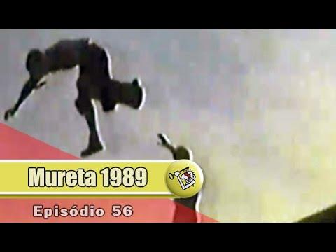 Ep56 Mureta   Chave Mestra Videos O Skate do Século XX.