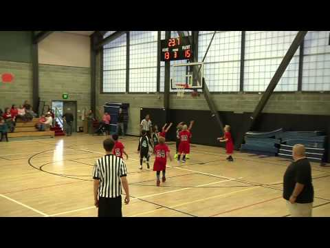 Holy Spirit 4A vs. Our Lady of Guadalupe 4A - January 2014