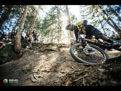 Team Chain Reaction Cycles PayPal: La Thuile Enduro World Series