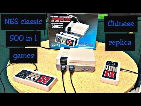 NES classic replica