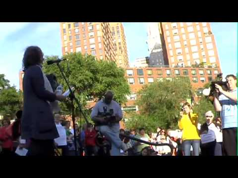 Union Square Vigil for Dr. George Tiller, Part 1