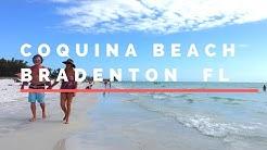 Day at Coquina Beach | Bradenton Beach Florida  🏖️