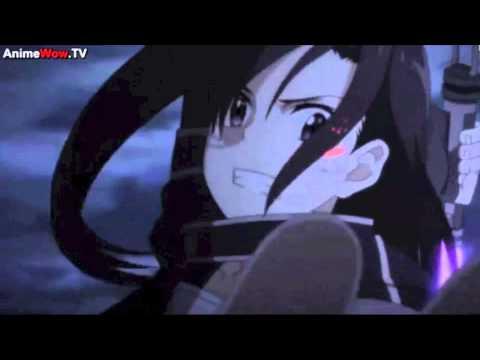 [Gun Gale Online]: Kirito Kills Death Gun
