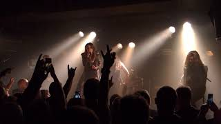 Beyond The Black - Hysteria (HD) Live at John Dee,Oslo,Norway 08.11.2019