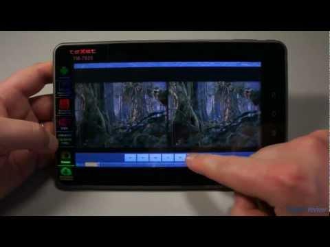 Обзор планшета TeXet TM-7025