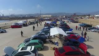 Evento playa hermosa Ensenada b.c.,04-2018