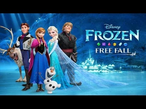 Download Frozen Free Fall - Trailer HD (Download game for Android & Iphone/ipad)