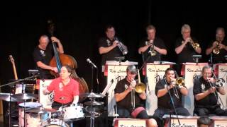 Ken Loomer Big Band Live In Concert At The Straz Center Tampa,Florida Set One