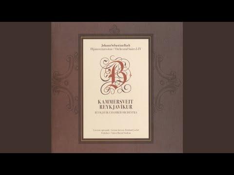 Hljómsveitarsvíta nr. 4 í d-dúr, BWV 1069