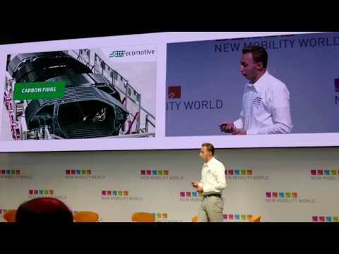 NOVA & LINA - Sustainable, Biobased Car Innovations - World s first bio-based car