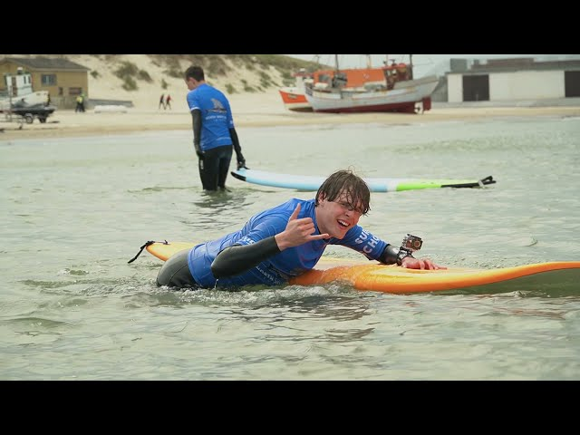 North Shore Surf - Tirstrup Idrætsefterskole