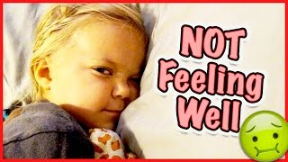 😷 BABY RORY GETS SICK AT THE POOL 😷 SMELLY BELLY VLOGS