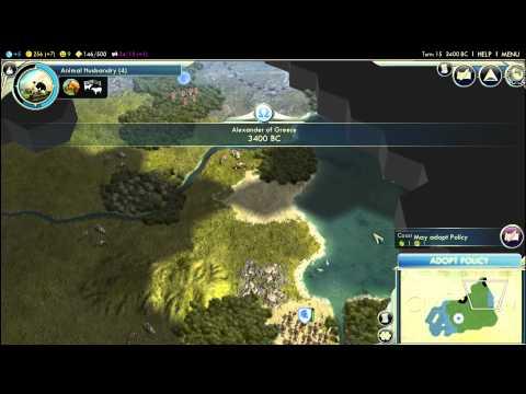 "The ""New"" Game, Sid Meier's Civilization V |"