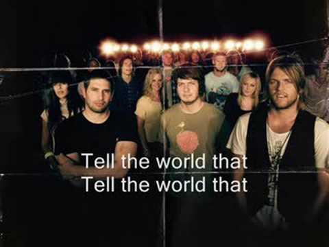 hillsong united - Tell the world