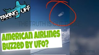 UFO over American & United Engine Blows Up, & Who Flew Warrior Inverted?  TakingOff Ep 139