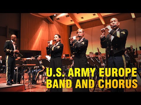 U.S Army Europe Band and Chorus