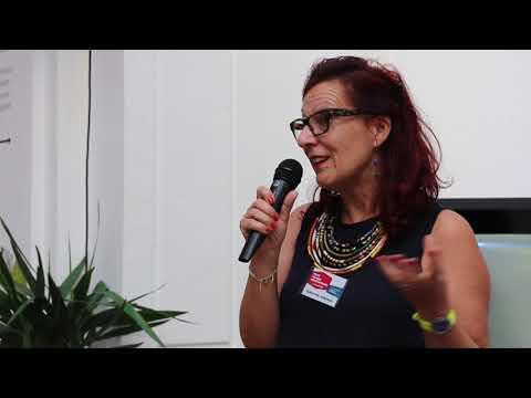 FILMS FEMMES MEDITERRANEE - Conférence de Presse : CHRISTINE ISHKINAZI (Programmatrice)