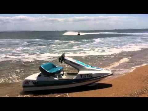 Kawasaki Stx 15F >> Kawasaki STX 15F Sports Cruiser SC 650 - YouTube
