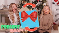 No budget Christmas present exchange swap w/ my BESTFRIEND!! ft Anastasia Kingsnorth