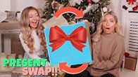 No budget Christmas present exchange swap w/ my BESTFRIEND!! ft Anastasia Kingsnorth