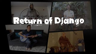 'Return of Django' from Orchestra of Samples - by Addictive TV