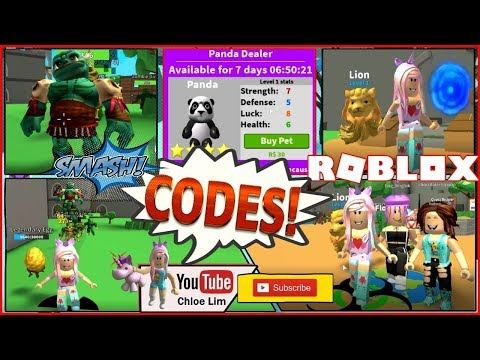 Roblox Monster Battle Gameplay 2 Codes Fighting Monsters