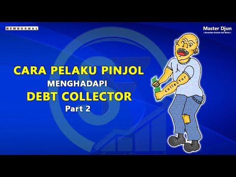 Bongkar!! Cara Admin Secret Financial dalam Menghadapi DC PINJOL!!! Part 2