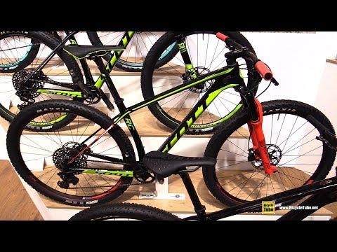2018 Scott Scale RC 900 World Cup Mountain Bike - Walkaround - 2017 Eurobike