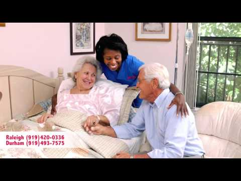 Interim Home Health & Companion Care in Raleigh and Durham, North Carolina