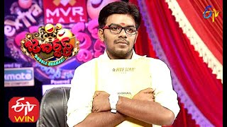 Sudigaali Sudheer Performance | Jabardasth | Double Dhamaka Special | 28th June 2020 | ETV  Telugu