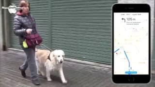 GPS para ciegos en el iPhone