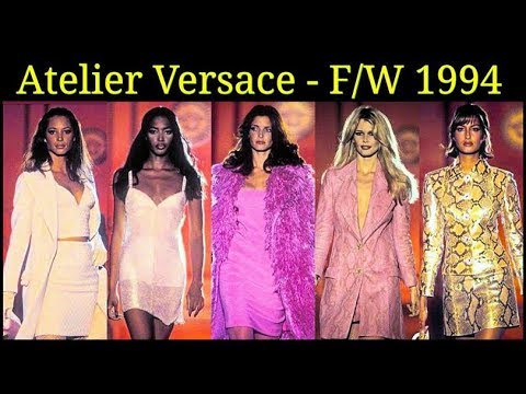 Versace 1994 - Atelier Collection Fall/Winter