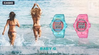 ⏩⏩ UNBOX PREVIEW BABY-G BG-169R-2C, BG-169R-4E  ‼️ ⏪⏪