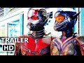 ANT-MAN 2 Official Trailer (Marvel Movie, 2018)