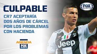Cristiano Ronaldo admitiría dos años de prisión