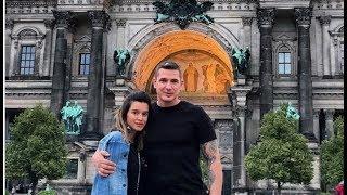 Ксения Бородина с мужем отдыхают в Берлине ))