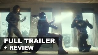 Captain America Civil War Trailer + Trailer Review aka Reaction : Beyond The Trailer