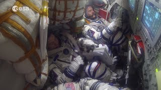 Download Soyuz undocking, reentry and landing explained Mp3 and Videos