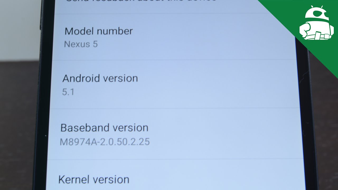 Android Lollipop 5.1 - Here's what's new!