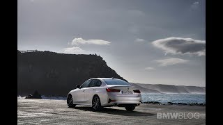 2019 BMW 320d - Exterior, Interior Design, Driving Scenes