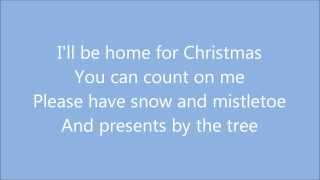 Video I'll Be Home For Christmas Michael Buble